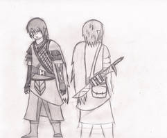 Redesigned Gaelan: A Skyrim Tale Era by MCab719