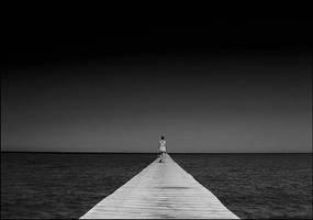 ..way to nowhere.. by DzejBi