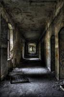 The Hallway by Alandil-Lenard