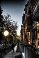small town 2 by Alandil-Lenard