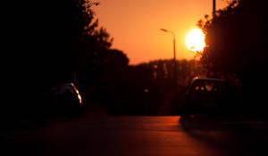 sundown by Alandil-Lenard