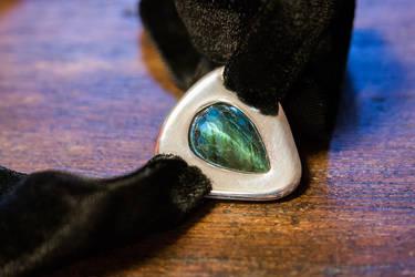 Labradorite Neckstrap by Alandil-Lenard