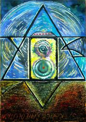 IsraAlien PsyTrance RaveOlution by TheRedBloodedWoman