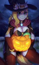 Happy Halloween 2017 by Evomanaphy