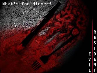 Resident Evil - Food by oblitter02