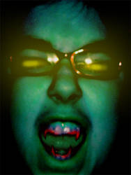 Emma the vampire by oblitter02