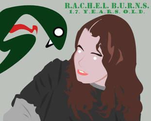 Rachel - vector by oblitter02