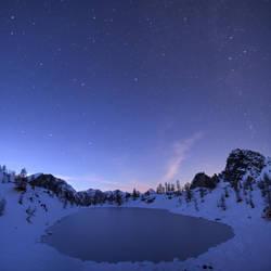 Lago Nero by morglin