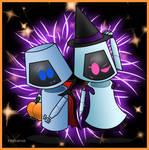 Happy Halloween by Fishlover