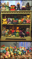 My Pokedoll Collection 6 by Fishlover