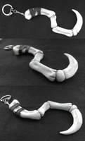 Keychain DOTA 2 Dragonclaw Hook by SINKandSHTAYN