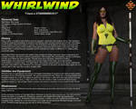 Whirlwind Profile - New by Dangerguy01