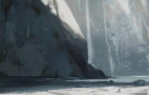Quarry sketch by conceptfox