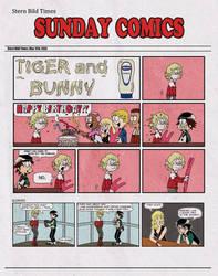 T and B Sunday Comics 01 by sukreih