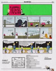 T and B Sunday Comics:2 03 by sukreih