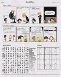 T and B Sunday Comics:2 04 by sukreih