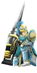 Dynasty Warriors: Xiahou Ba by sukreih