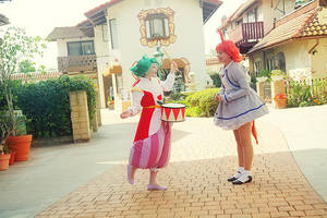 Follow me-zura! by Spwinkles