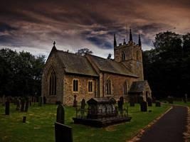 The Dark Church by paully93