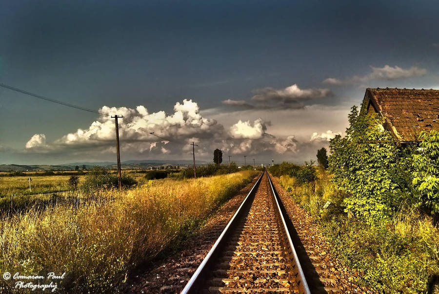 Railroad to paradise-noisefree by paully93