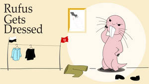 Naked Mole Rat Gets Dressed by derkommander0916