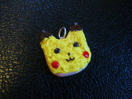 Pikachu Cookie Charm by Licht-chan