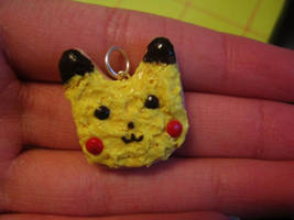 Pikachu Cookie Charm 2 by Licht-chan