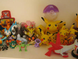 Pokemon Collection 4 by Licht-chan