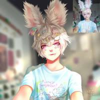 Lil Bunny by Yonrei