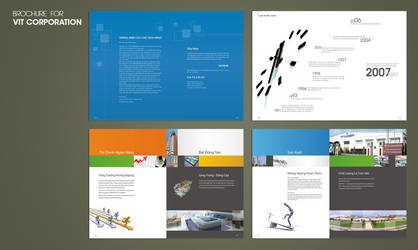 Brochure for VIT by vic198x