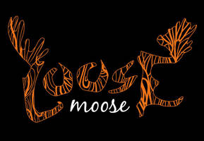 Loose Moose Logo by g-ran