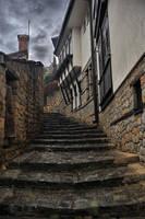 Stairs by NickKoutoulas