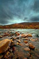 Water flowing by NickKoutoulas