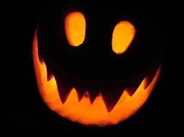 Pumpkin Grin by DecoyRobot