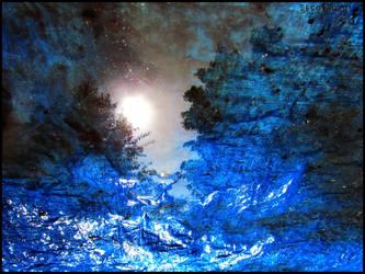 Blue planet : 03 : Deep space by DecoyRobot