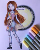 Sally by Obsercule-SideArt