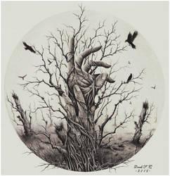 Decrepitude n.2 by Derek-Castro