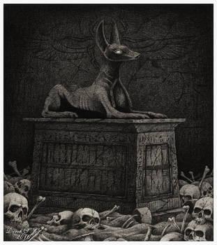 VII. Anubis Shrine by Derek-Castro