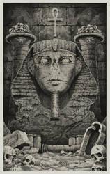 VIII. The Lost Tomb by Derek-Castro