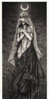 Midnight Queen by Derek-Castro