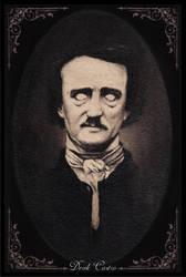 Edgar Allan Poe by Derek-Castro