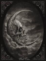 Moon Skull by Derek-Castro