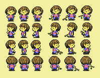 Little Frisk - Undertale 2.0 by tebited15