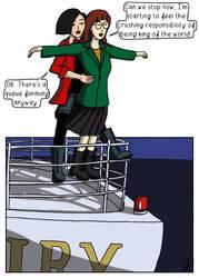 Daria and Jane re-enact Titanic by JbobW
