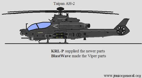 AH-2 Taipan (JG, NS) by Tevo77777