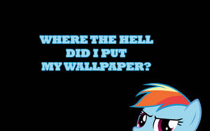 Where Did I Put My Wallpaper? RD by brightrai