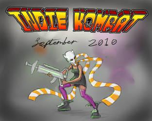 Indie Kombat by SophieHoulden