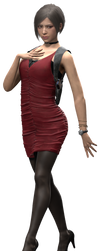 Ada Wong (Dress) by Yare-Yare-Dong