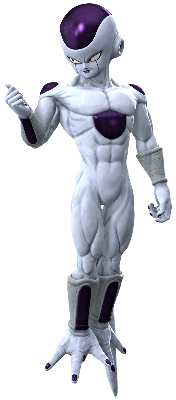 Perfect Frieza by Yare-Yare-Dong