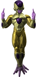 Golden Frieza by Yare-Yare-Dong
